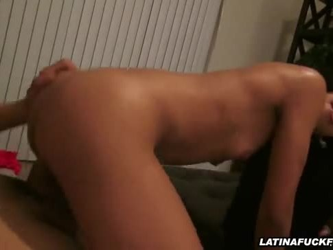 Latina Amateur Gets Fucked By A Big Dick