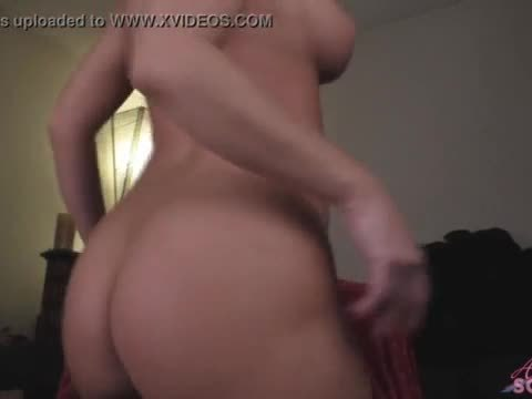 Angela Sommers strip and pussy fingering